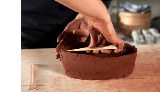 Cours hebdo poterie et céramique Audrey Jezic Céramiques